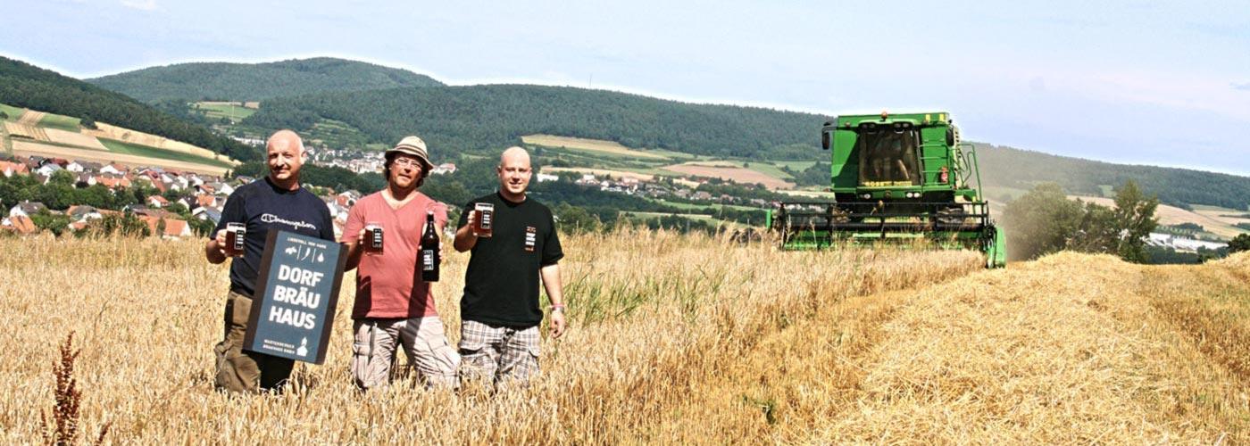 handwerklich hergestelltes Bier